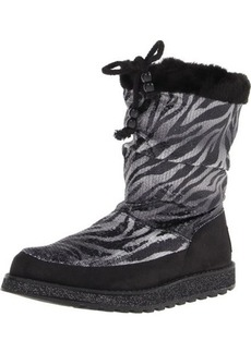 Skechers Women's Keepsakes-Animal Slouch Snow Boot