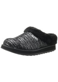 Skechers Women's Keepsakes-Glitter Lace Slipper