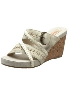 Skechers Women's Modiste-Electric Bond Wedge Sandal