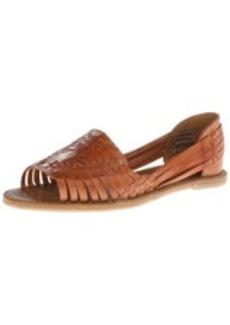 Skechers Women's Peep Toe Huarache Skimmer Sandal