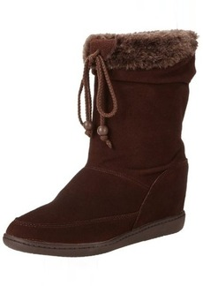 Skechers Women's Plus 3-Pyramids Wedge Boot