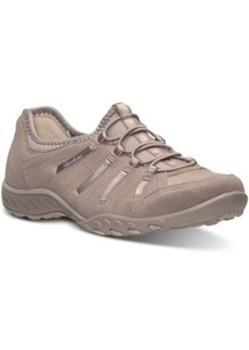 Skechers Women's Relaxed Fit: Breathe Easy - Big Bucks Casual Sneakers from Finish Line
