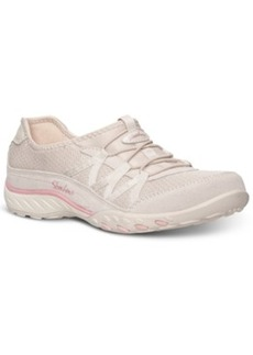 Skechers Women's Relaxed Fit Breathe Easy Relaxation Memory Foam Casual Sneakers from Finish Line