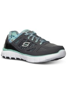 Skechers Women's Relaxed Fit: Skech-Flex - Ultimate Reality Running Sneakers from Finish Line