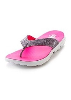 "Skechers® Women's sizes ""Go Flow"" Thong Sandals"