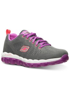 Skechers Women's Skech-Knit Memory Foam Training Sneakers from Finish Line