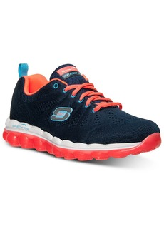 Skechers Women's Skech Knit Memory Foam Training Sneakers from Finish Line