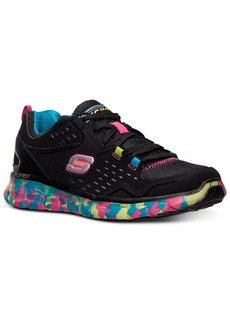 Skechers Women's Synergy - Perfect Color Memory Foam Training Sneakers from Finish Line