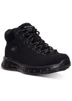 Skechers Women's Synergy - Strong Will High-Top Boots from Finish Line