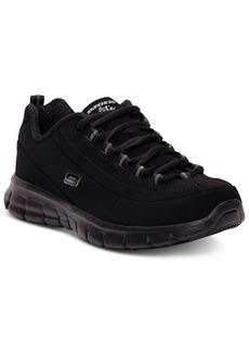 Skechers Women's Trend Setter Memory Foam Running Sneakers from Finish Line