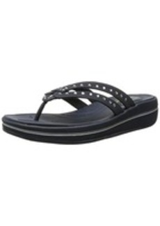 Skechers Women's Upgrades-Goal Oriented Platform Sandal