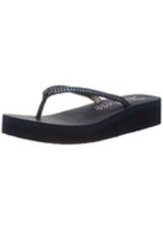 Skechers Women's Vinyasa-Rhinestone Flip Flop