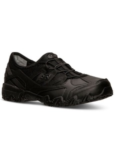 Skechers Women's Work Compulsions Indulgent No-Slip Sneakers from Finish Line