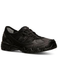 Skechers Women's Work Compulsions Indulgent No-Slip Sneakers from Finish Line