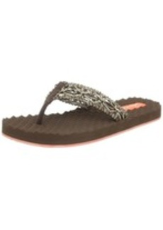 Skechers Women's Works-Sea Breeze Thong Sandal