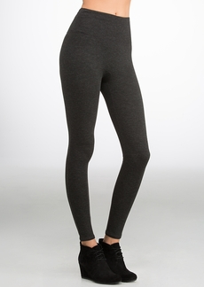 SPANX + Ready-to-Wow Heathered Ponte Shaping Leggings