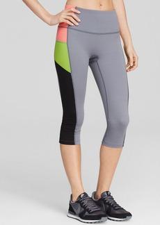 SPANX® ACTIVE Compression Colorblock Knee Pants