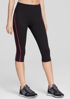SPANX® ACTIVE Compression Contrast Stitch Knee Pants