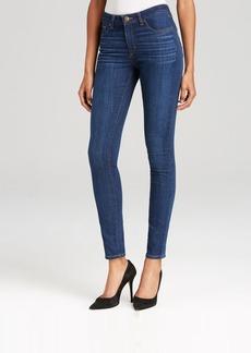 SPANX® Denim Skinny Jeans in Blue Wash