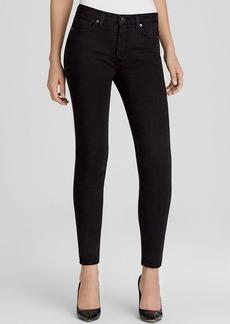 SPANX® Denim Slim-X Ankle Jeans in Black