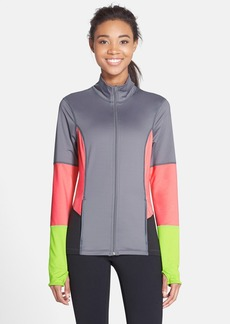 SPANX® 'Mod Bod' Colorblock Jacket