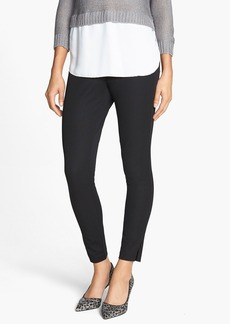SPANX® 'Ready to Wow' Stretch Twill Control Top Leggings