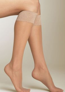 SPANX® Two Pair Sheer Knee Highs