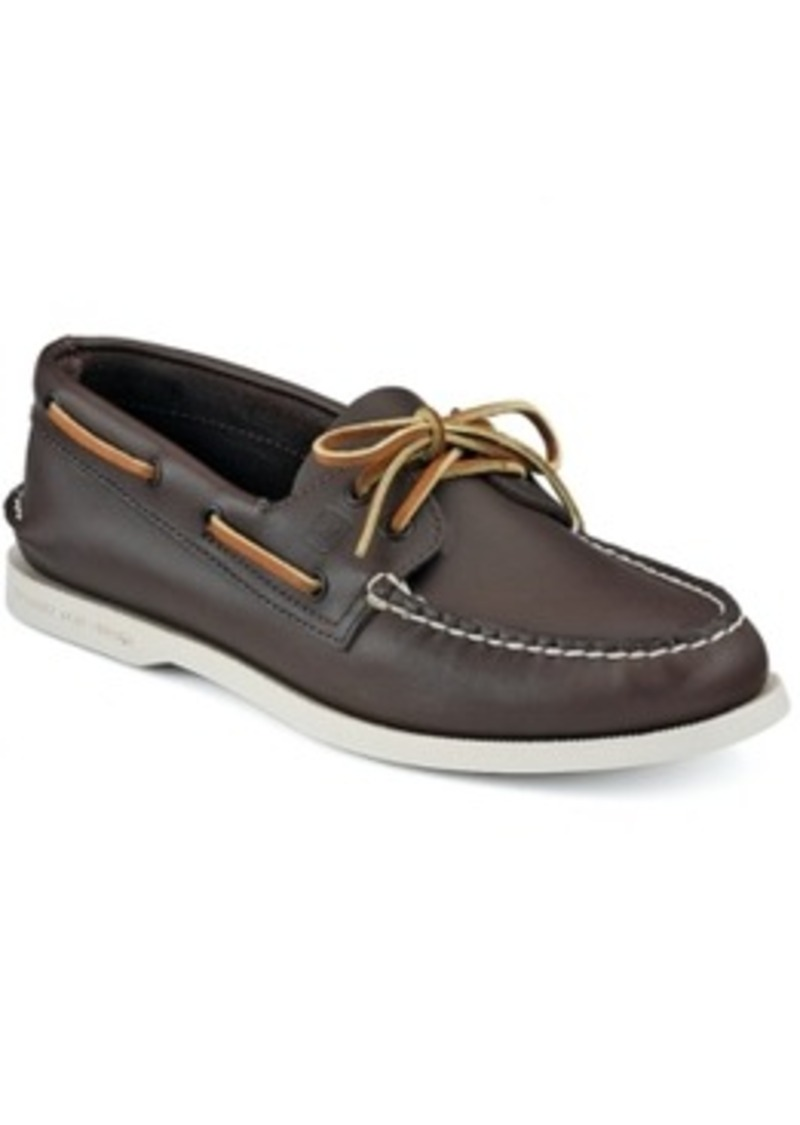 sperry top sider sperry s authentic original a o boat