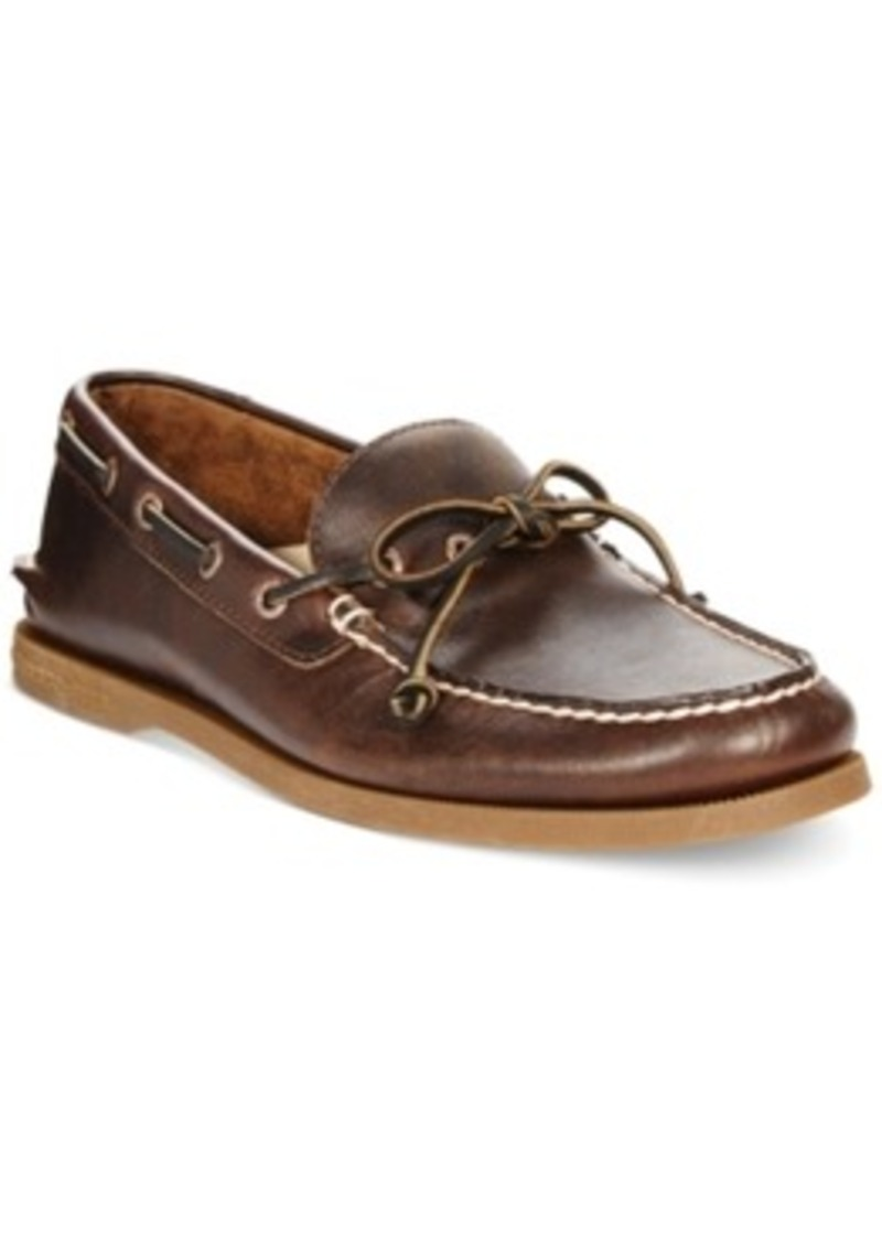 Mens Wide Boat Shoes Sale