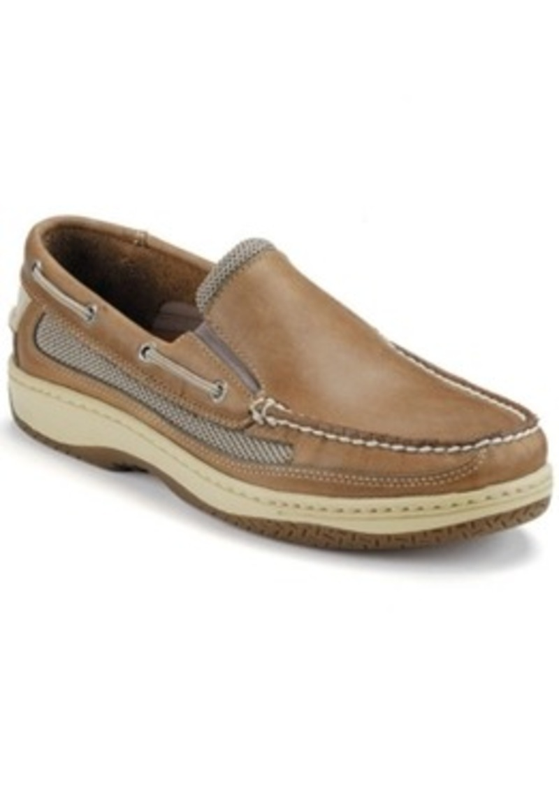 Purple Sperry Mens Shoes