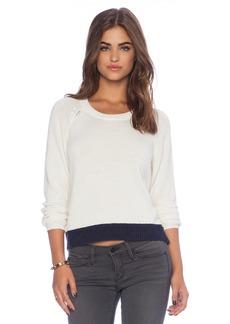 Splendid Adlerwood Colorblock Sweater