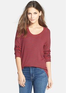 Splendid 'Belmar' Stripe Hoodie Top