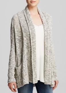 Splendid Cardigan - Ash Loose Knit