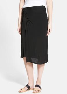 Splendid Drapey Twist Skirt