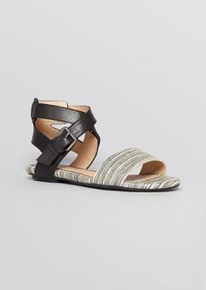 Splendid Flat Sandals - Aspyn Snake Print