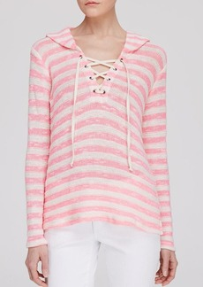 Splendid Hoodie - Ohana Stripe