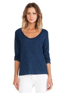 Splendid Indigo L/S Pullover