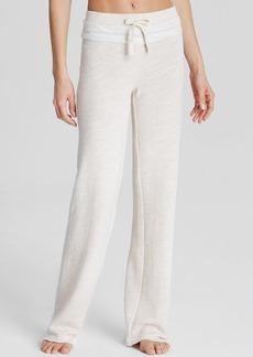 Splendid Intimates Raw Edge Lounge Pants