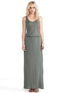 Splendid Maxi Dress in Olive