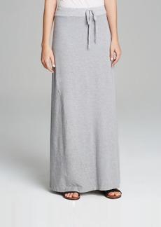 Splendid Maxi Skirt - French Terry