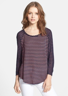 Splendid 'Montrose' Stripe Active Top