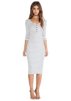 Splendid New Haven Stripe Dress
