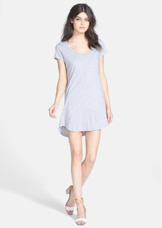 Splendid Scoop Neck T-Shirt Dress