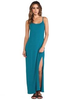 Splendid Striped Maxi Dress