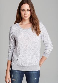 Splendid Sweatshirt - Aveley Melange Print