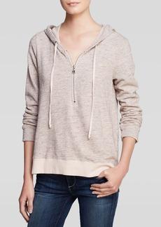 Splendid Sweatshirt - Half Zip