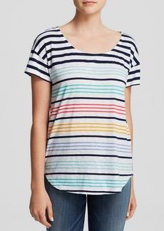Splendid Tee - Seabrooke Stripe