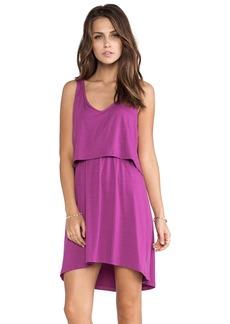 Splendid Tiered Mini Dress
