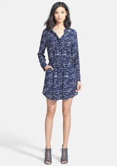 Splendid Wave Print Dress