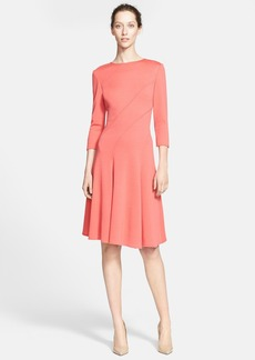 St. John Collection Milano Knit Dress